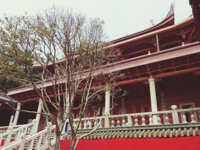Temple Architecture Recluse Meditation Buddhist Temple