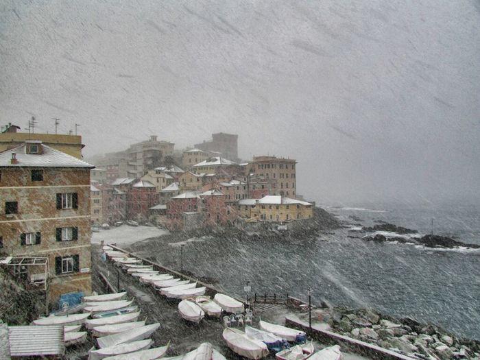 Italy Italia Snowing Today's Weather Report
