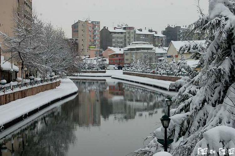Adalar Porsuk Eskişehir Eskişehir Streetphotography Streetphotography Winter Kar Kış Manzara