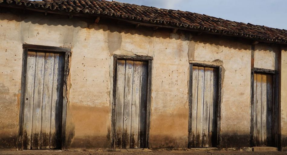 Built Structure Architecture Building Exterior Building No People Old Window