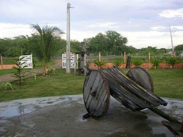 Ox Cart Rustic My House Petrolina/Juazeiro