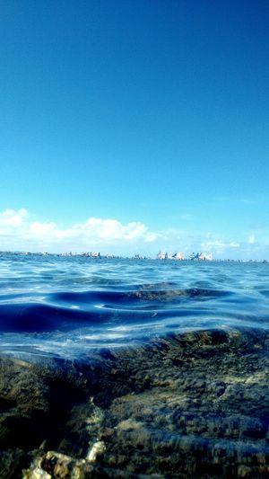 Porto De Galinhas Praia Mar Oceano Beach Ocean Sea Sea And Sky Boats⛵️ Boats Boat Barco Barcos Barco De Pesca First Eyeem Photo