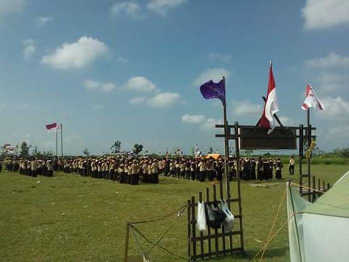 Indonesia Traditional Jamboreindonesia2016 Eyeem Education Gerakan Pramuka 2016 Perkemahan Pramuka 2016 EyeEm Indonesia No Edit Taking Photos