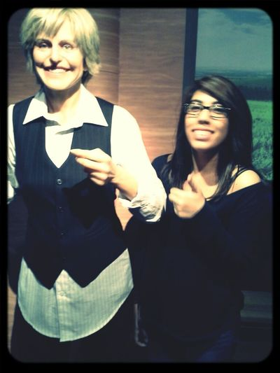 #throwback wax museum