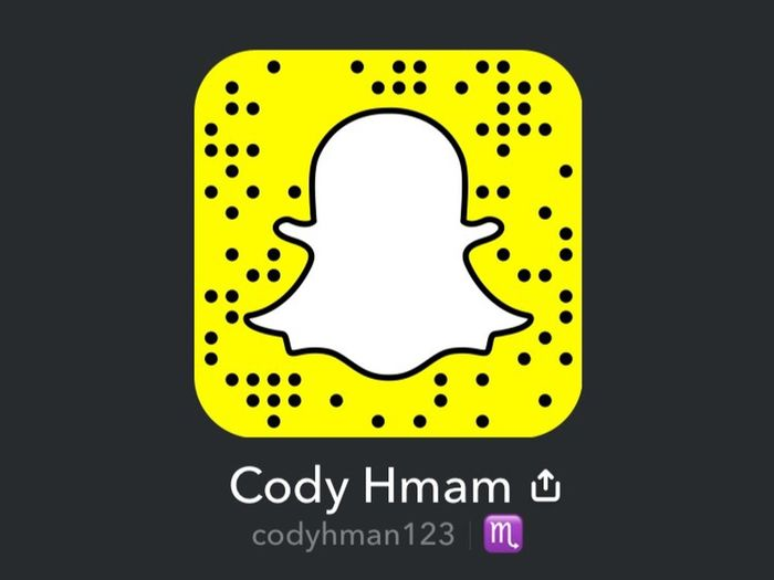 Just got a Snapchat! Be my fraand! 😁Codyhman123 Snapchat Snap Snapchat Me Friends Hello World Bored Check This Out People Thug Life Drop It Like It's Hot Just Kidding I'm A White Guy