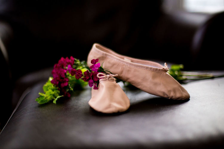 Ballerina Ballet Ballet Dancer Ballet Slippers Beauty In Nature Close-up Cutting Board Day Flower Flowering Plant Food Freshness Indoors  Napkin Nature No People Pink Color Plant Selective Focus Still Life Table Tablecloth