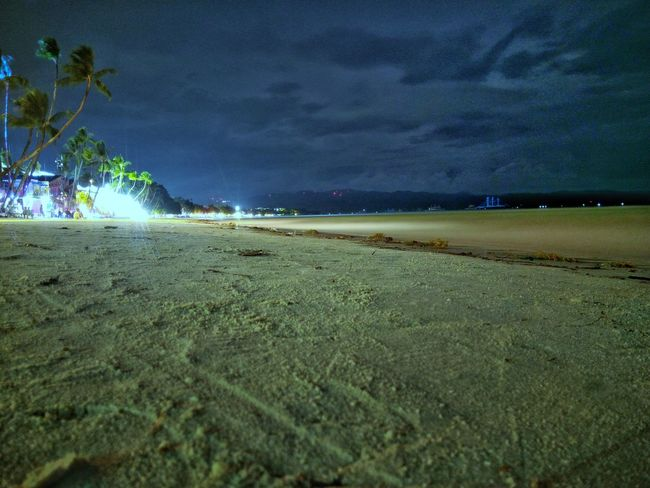 Boracay Scenery EyeEm Selects Mobilephotography Phonography  Boracay Philippines Beauty In Nature Long Exposure