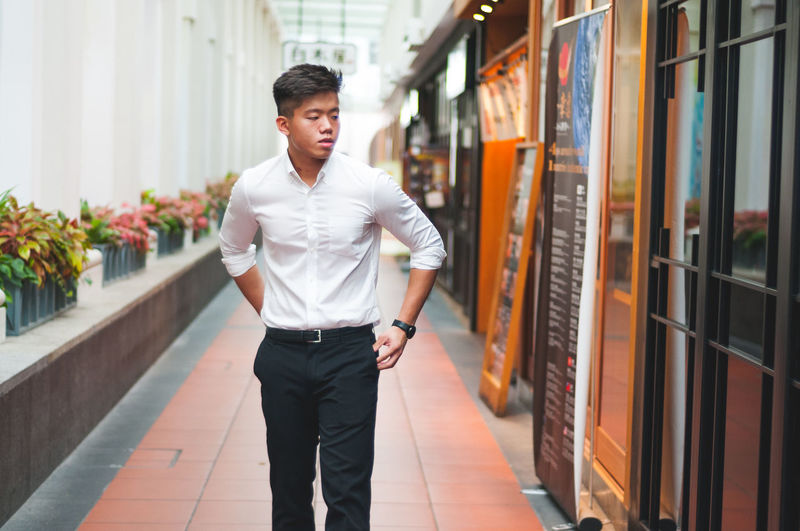 A photoshoot with the gents Adult Adults Only Business Business Finance And Industry Business Person Businessman City City Life Commuter Day Men Modern One Man Only One Person Only Men Outdoors People Transportation Travel Well-dressed Young Adult