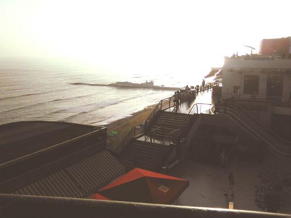Praia do Peru playa beach Praia Mall LarcoMar  Beatiful Summer Sunset Atardecer Playa Costa Paisaje Peru Perú ❤ Travel Viaje Miraflores Miraflores, Lima Miraflores Lima Lima-Perú Beach Praia