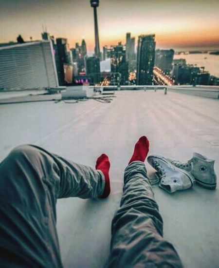 MornningShoot Dubai❤ Dubaicity Dubai Streetphotography Low Section Person Personal Perspective Relaxation Shoe Footwear Person Legs Crossed At Ankle Lifestyles City Human Foot Building Terrace Terrace Resting Red City Life Solitude Day First Eyeem Photo