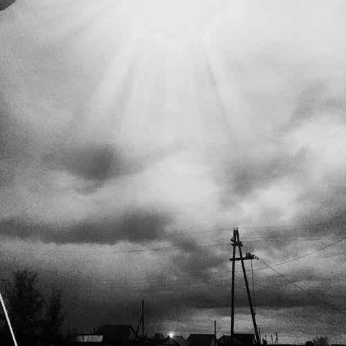 Night Ykt Nature Cloud