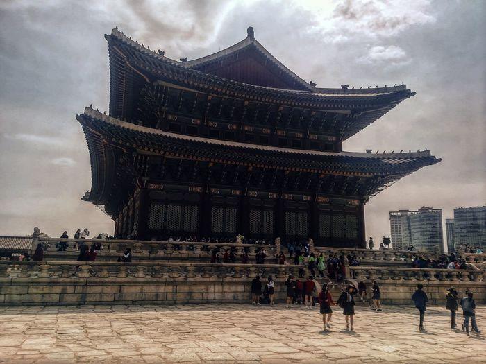 Changdeokgung Palace, Korea 🏯 Architecture Travel Destinations History Built Structure Tourism Religion Travel Ancient Old Ruin Building Exterior Ancient Civilization Korea