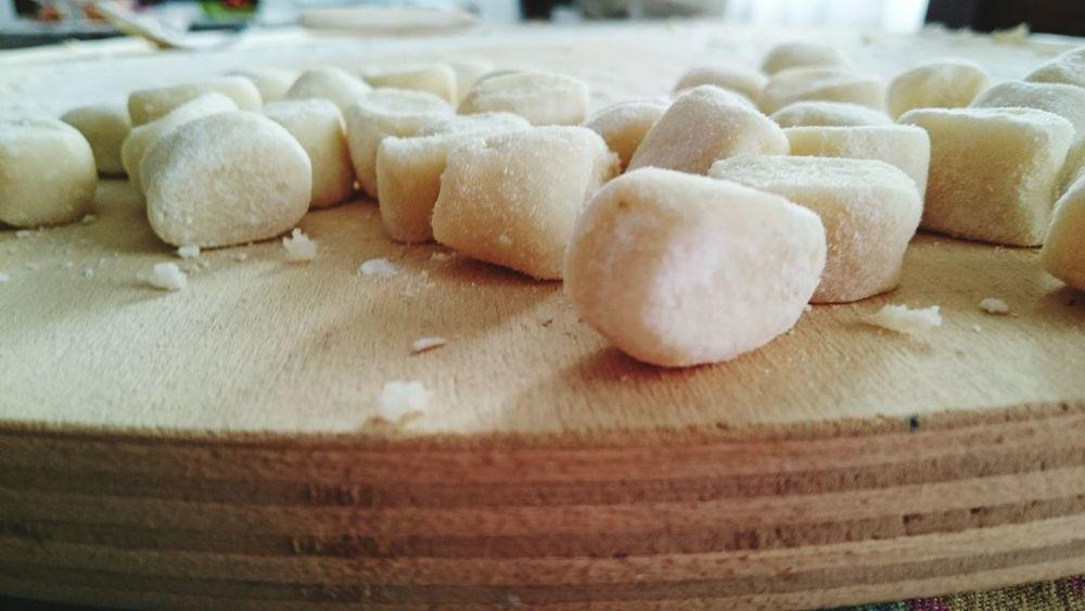 Homemade Homemade Food Italian Italian Food April Showcase Flour Gnocchi Di Patate Gnocchihomemade GNOCCHI🍴 Gnocchidipatate Gnocchifighi