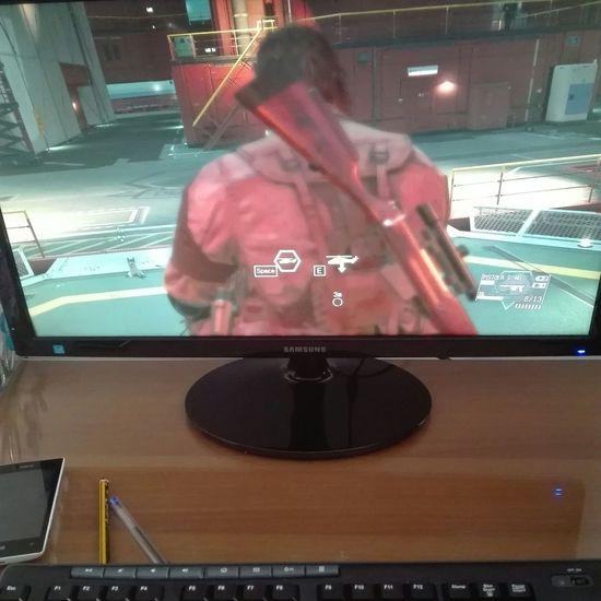 Like a drug: metal gear solid V. MGSv Metal Gear Solid Konami Videogame