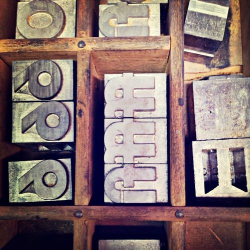 Ligatures Typography Typeset