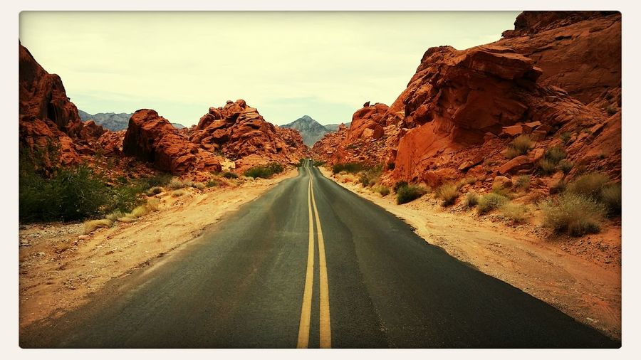 Loneliness roadtonowhere, canyons