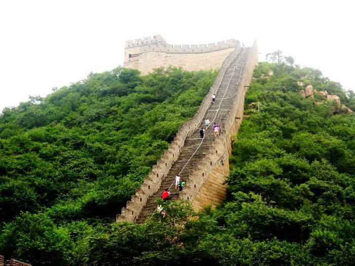 China ASIA Beijing Pekin Great Chinese Wall Travelling Traveling Travel Photography