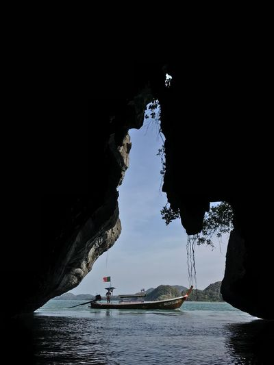 Unseen Water