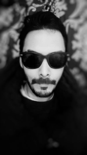Self Portrait One Person Looking At Camera Front View Headshot Close-up Headshots Headshot Photography Indian Bengali Tiltshift Selfıe Selfportrait Selfie ✌ Monochrome Black And White Blackandwhite Photography Black & White