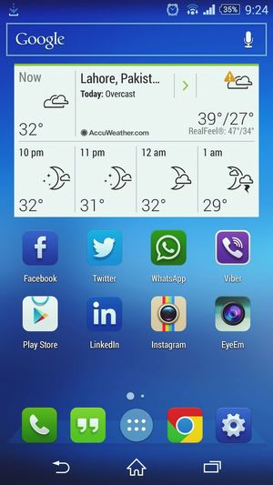 MiuiV5 Android Technology Hot Weather