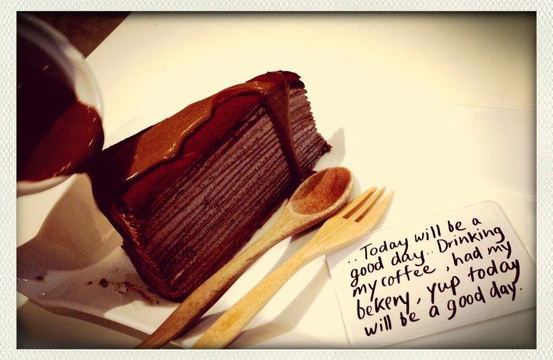 ovaltine crepe cake Ovaltine Crepe Cake Cakes Chocolate