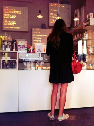 street fashion at ree kaffee Street Fashion