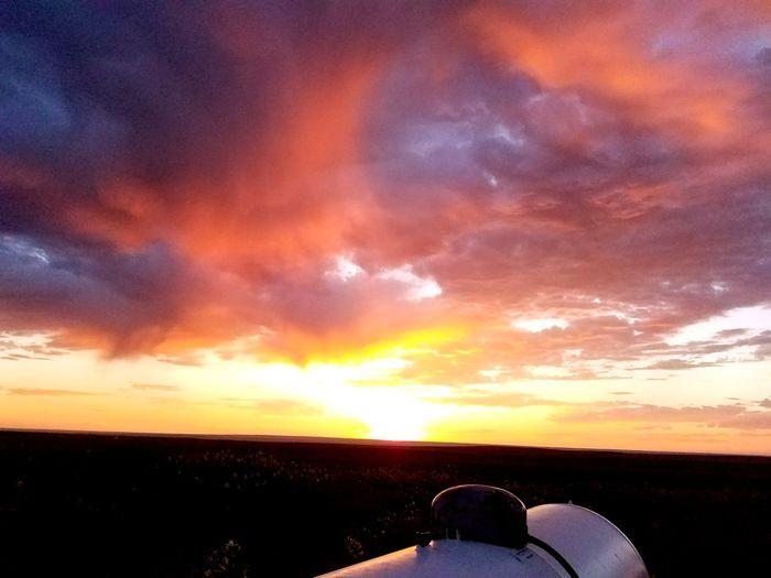 EyeEm Sunrise Taking Photos ❤ Fragility As Is Freshness Very Dramatic Clouds Sky