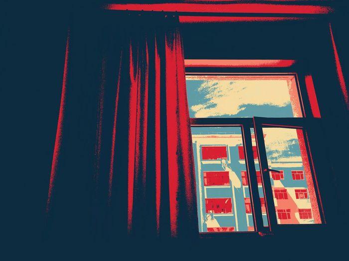 旧房子我的卧室