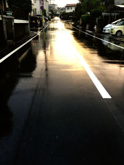Road It Rains Japan