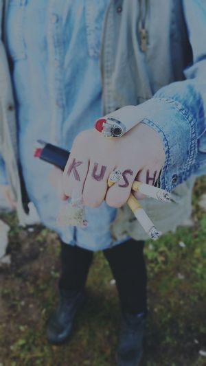 Good Kush And Alcohol Kushlife Kushgods WEEDLIFE Cigarettes 👌💕 Tumblrgirl Tumblr