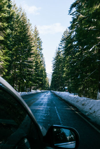 Car Windshield Transportation Car Interior Vehicle Interior Mode Of Transport Tree Land Vehicle Car Point Of View Travel Sky No People Dashboard Point Of View Day Water Outdoors EyeEmNewHere
