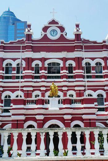 My School. .. St John Institution Kuala Lumpur Malaysia  School Institution Red Oldschool BestSchoolYear