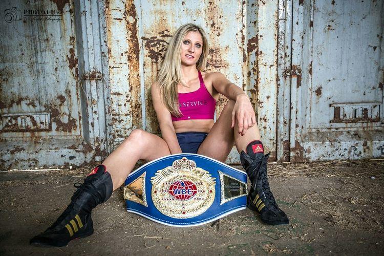Profi boxing That's Me First Eyeem Photo Model Relaxing Melanie Zwecker