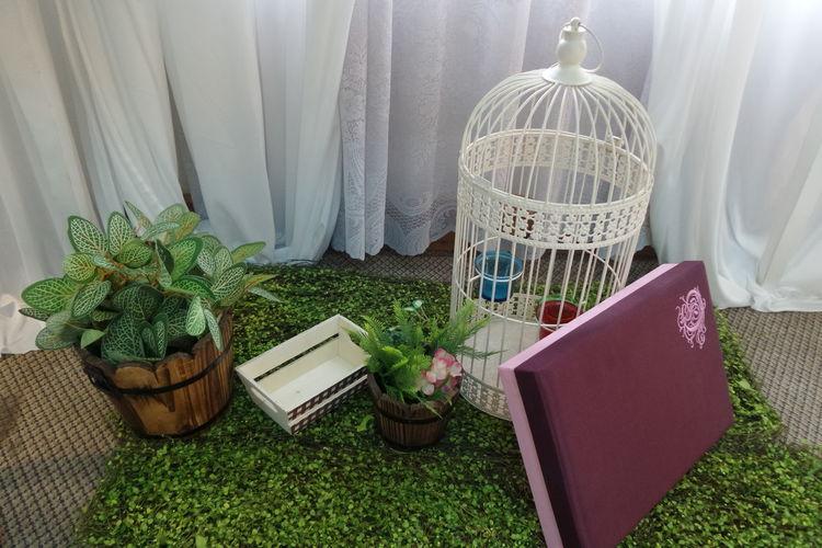 Cage Book Light