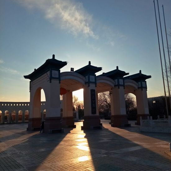 Gate Travel Destinations Gate Architecture Built Structure History Sky Outdoors