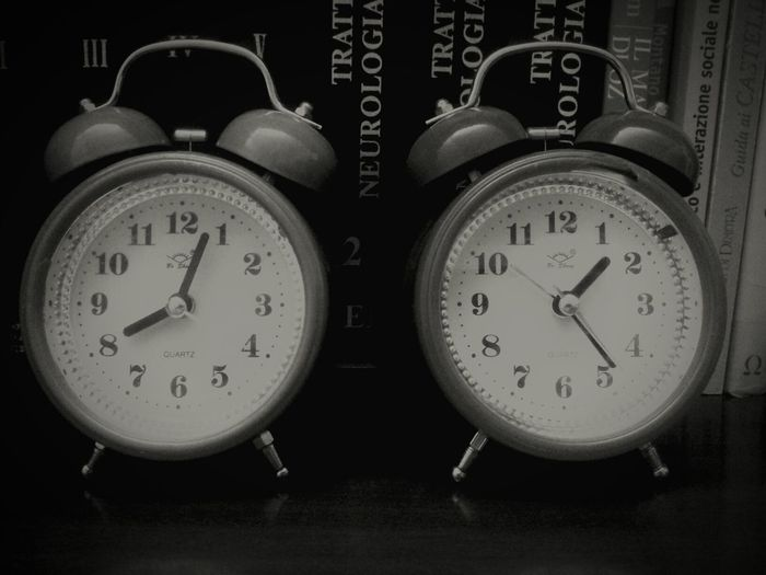 Two Is Better Than One Black And White Taking Photos Clocks Old Style Beautiful ♥ Check This Out Black And White Collection  Two Things
