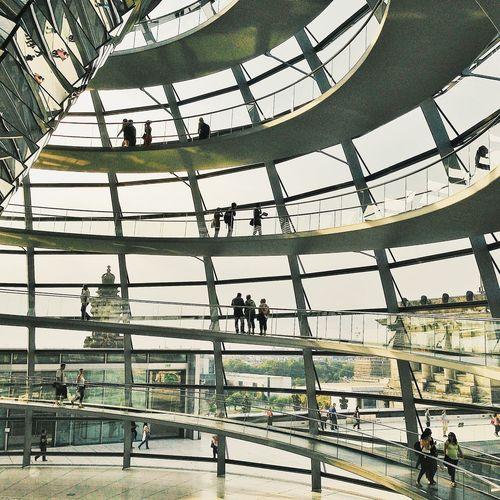 Modern Architecture Architectue in Berlin
