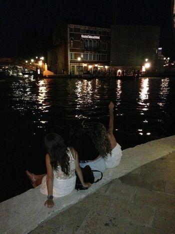 Yesterday night Friends Saturdaynight Venezia Party