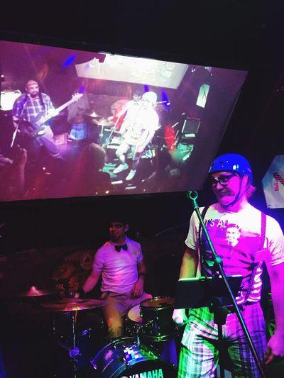 Nerd Rock! Awesome Music Eighties Tokyo Retro Live Music Live