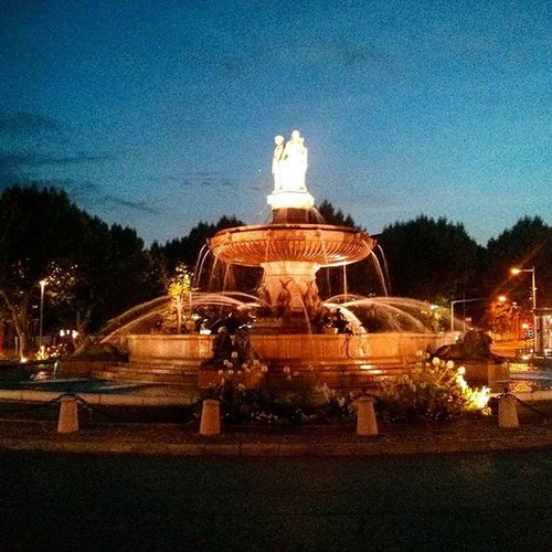 Place du general de Gaulle. Aix en provence. France. Gaulle Aixenprovence France Francia aix travel traveling