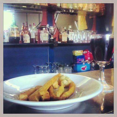 """Zeneize"" appetitizer (heavenly moments) Italianfood Panisse"
