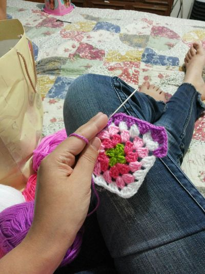 Crochet Mis Tejidos