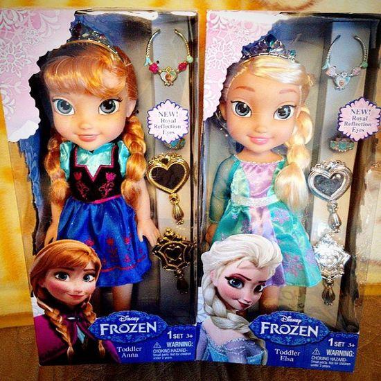 Frozen Anna Disney Princess Elsa Toddler  Dool コストコ とーる アナと雪の女王 ディズニープリンセス
