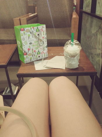 Stand alone Starbucks My Freetime !