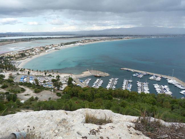 Sea Water Beach Nature Beauty In Nature Outdoors Landscape Day Sand Scenics Tranquility No People Sky Tree Sardinia Sardegna Italy