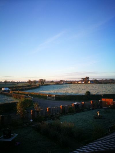 Morning Frosty Mornings Clear Sky Day Outdoors