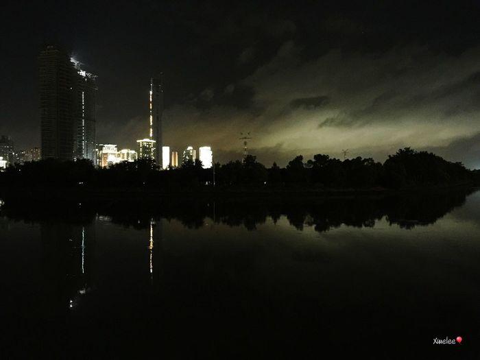 Night Sky Built