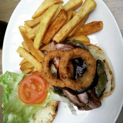 Hamburger Irlandese Ilgirodelmondoin80cibi