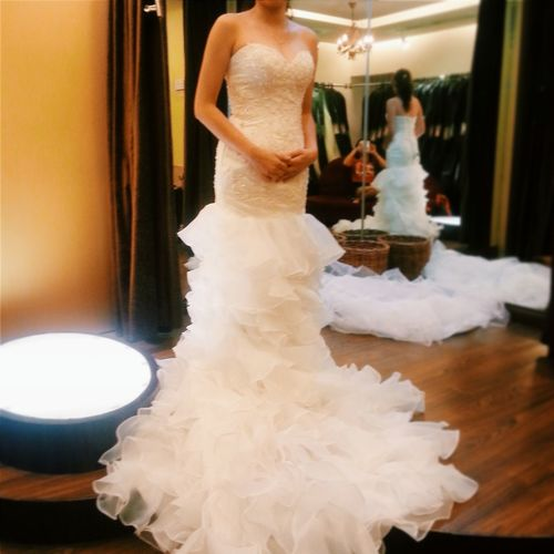 Wedding Dress Beautiful Dress  White Lover The Bride