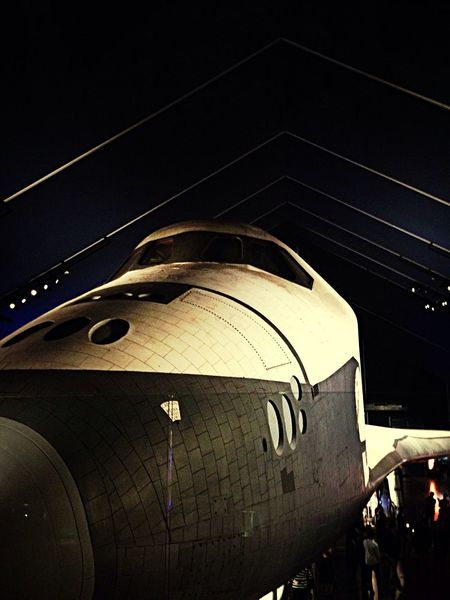 The Enterprise... Being Cultured